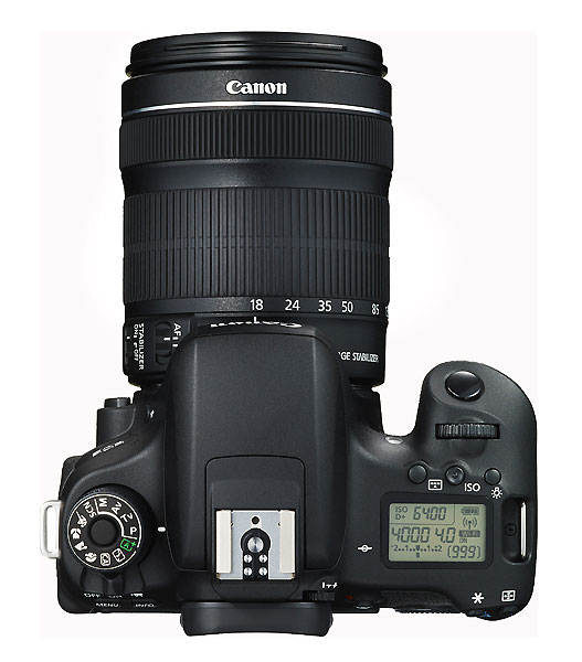 CANON EOS 750D +18/55 IS- STM nuovo